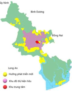 TP HCM quy hoạch thành đa trung tâm