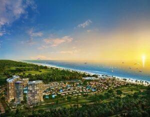 Phối cảnh dự án NovaBeach Cam Ranh Resort & Villas