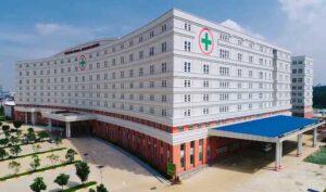 Bệnh Viện Đại học Y Dược Shingmark