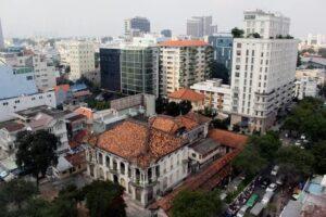 TP HCM muốn bảo tồn hàng chục biệt thự cổ