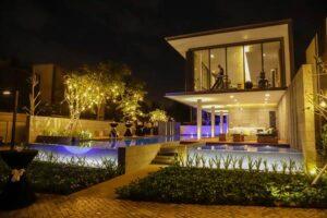 Khu tiện ích 2 triệu USD tại khu biệt thự Thảo Điền