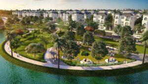 Biệt thự độc bản Vinhomes Green Villas - lựa chọn của giới nhà giàu Hà Thành