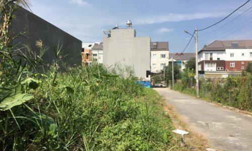 Lô đất 53.3m2 ở Hiệp Bình Phước, quận Thủ Đức kế bên khu dân cư cao cấp Jamona.