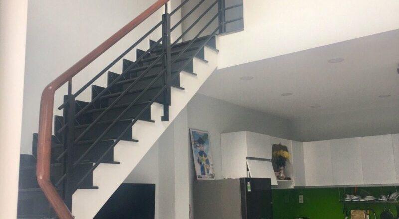 Căn nhà phố có diện tích 43m2 ở đường số 2 phường Trường Thọ quận Thủ Đức.