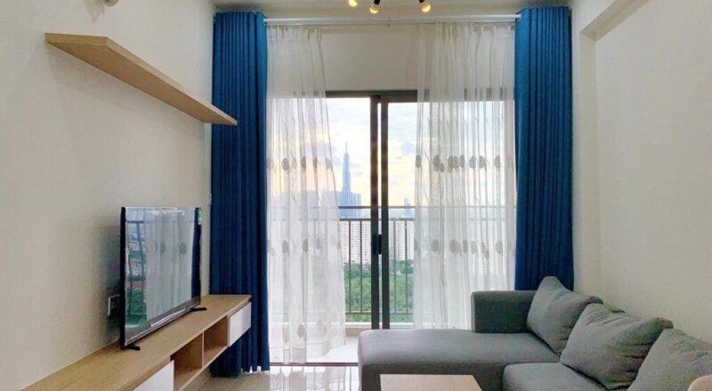 Căn hộ 2 phòng ngủ diện tích 70m2 dự án The Sun Avenue của Novaland mặt tiền Mai Chí Thọ, phường An Phú, Quận 2.