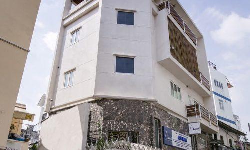 Căn nhà phố 98m2 đường nội bộ Phan Đăng Lưu, Phường 4, quận Phú Nhuận