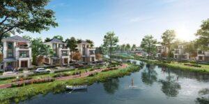 Nhà ven sông nước, cận sông ngày càng được ưa chuộng vì những giá trị về sức khỏe và tài lộc mà nó mang lại