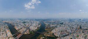 Giá nhà đất tại Thành phố Hồ Chí Minh hiện đang ở mức cao kỷ lục.