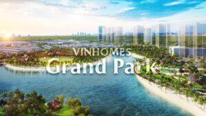 Vinhomes Grand Park một trong những khu đô thị ven sông đẳng cấp.