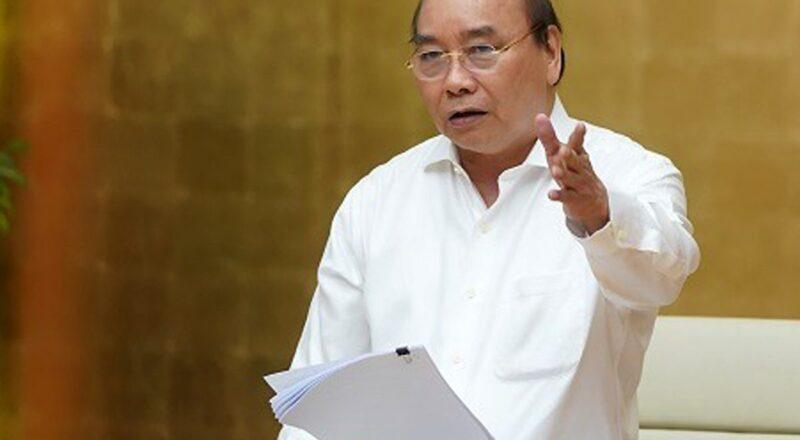 Thủ tướng Nguyễn Xuân Phúc làm việc trực tuyến với lãnh đạo chủ chốt của TPHCM hôm nay về việc Thành lập thành phố phía Đông.