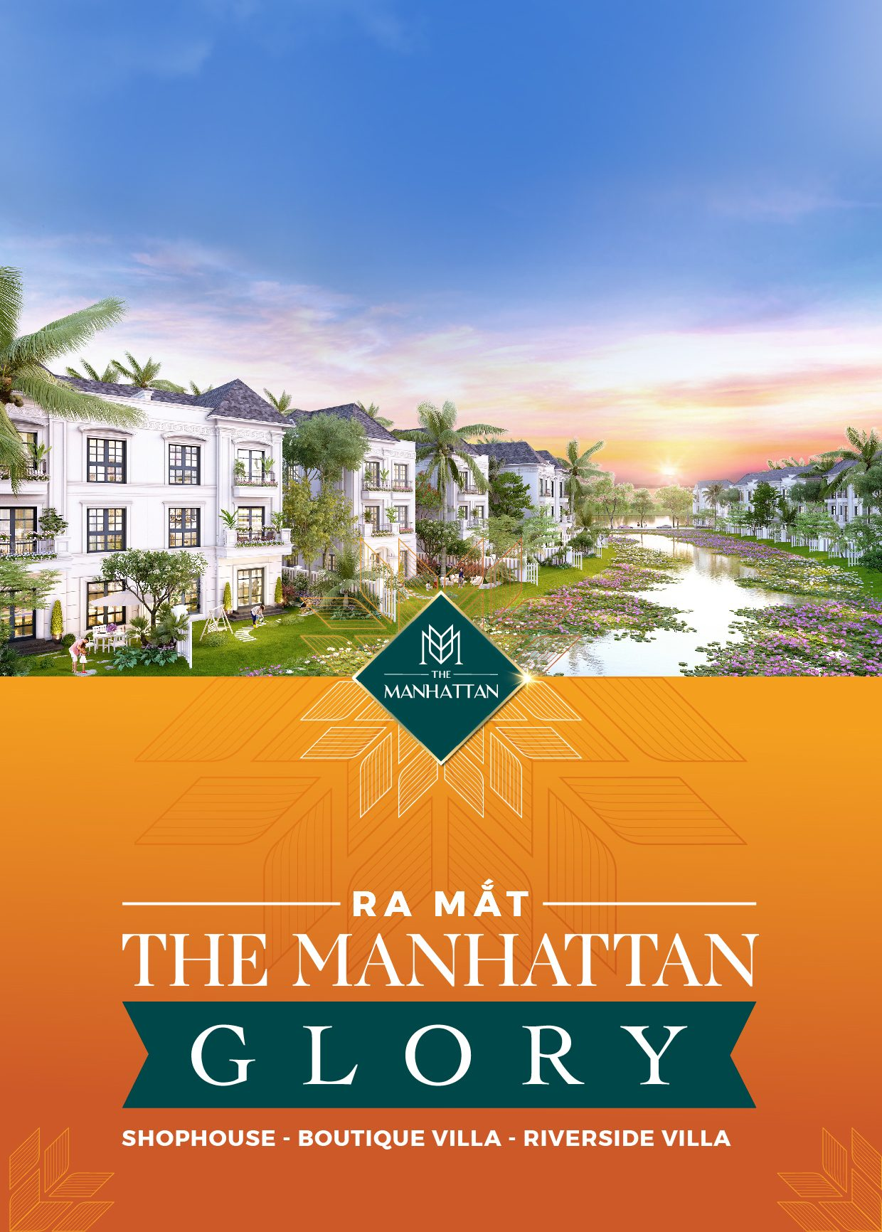 Vinhomes Grand Park chính thức ra mắt The Manhattan Glory