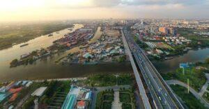 Cụm cảng Trường Thọ điểm nhấn của thành phố Thủ Đức được di dời vào năm 2022.