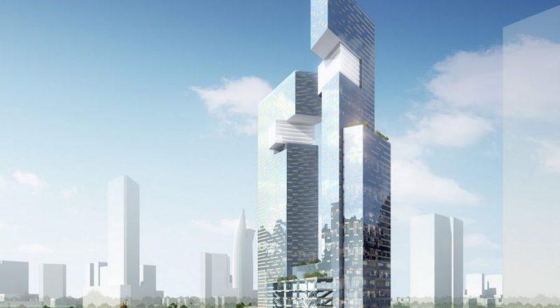 Siêu dự án Spirit of Saigon đang được thi công và dự kiến hoàn thành vào năm 2024.