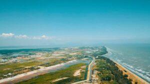 Lãnh đạo Thành phố Hồ Chí Minh mong muốn Cần Giờ sẽ là thành phố biển du lịch.